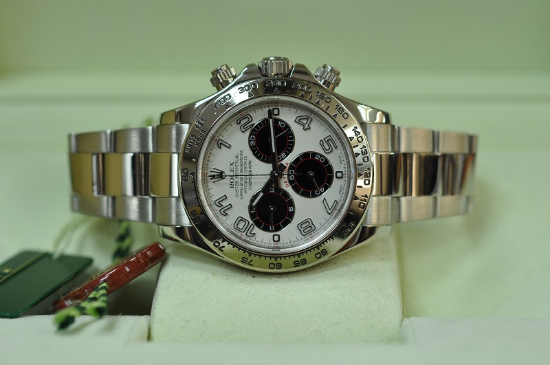 2015 White gold Daytona