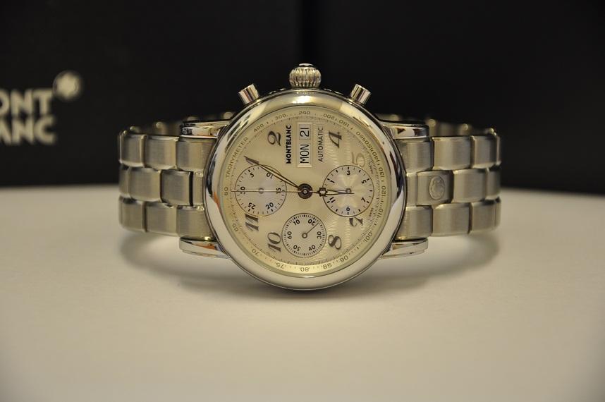 2002 Meisterstuck 7016 Chronograph