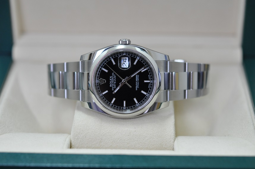 2015 Datejust 5 year warranty