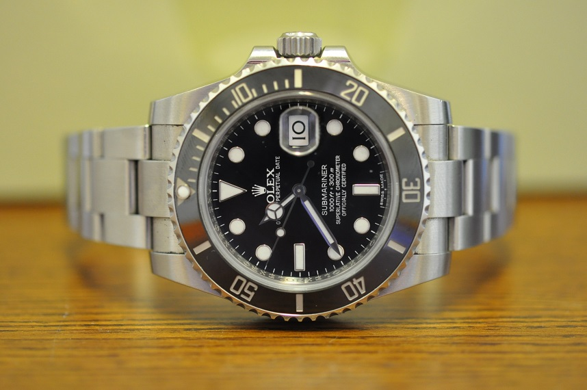 2015 Submariner Ceramic 116610LN