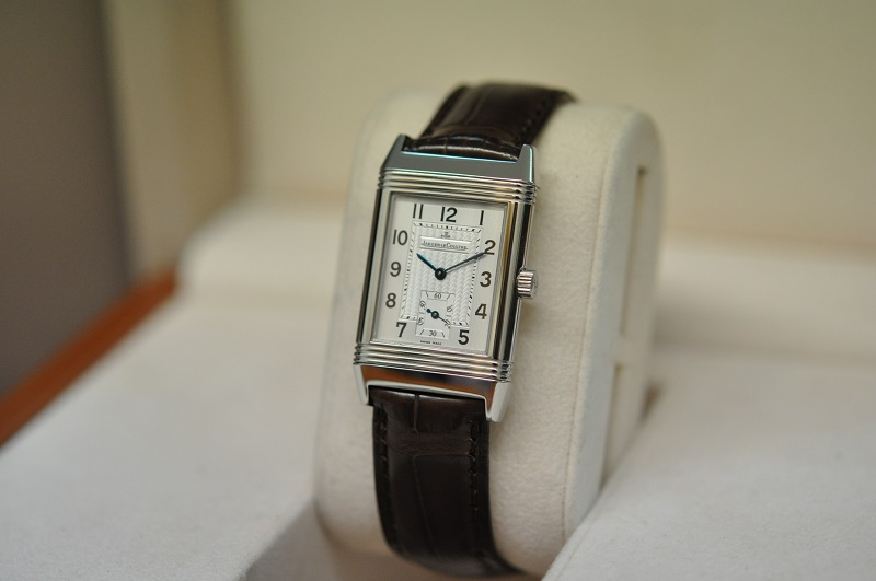 2007 Reverso 'small seconds'