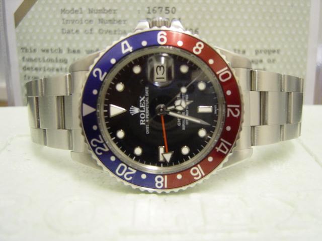 GMT-Master 16750