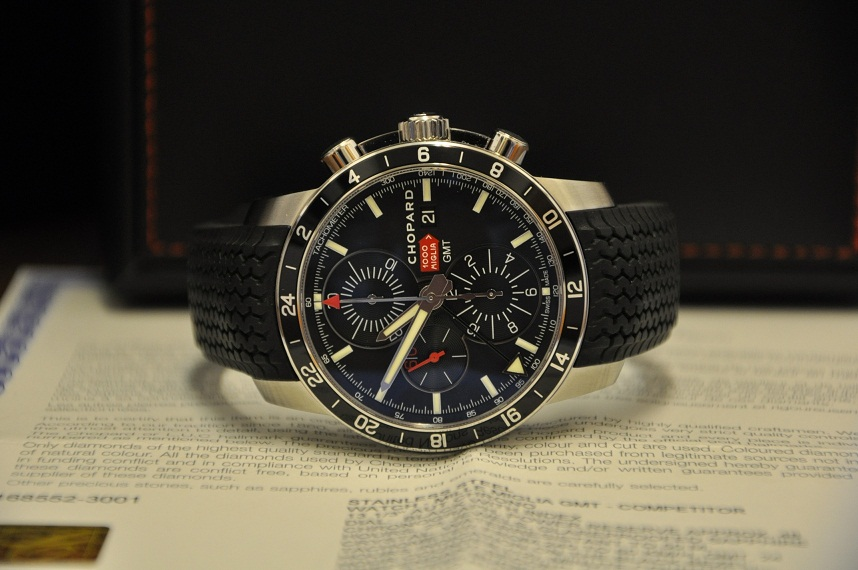 2012 Mille Miglia 'Competitor' watch