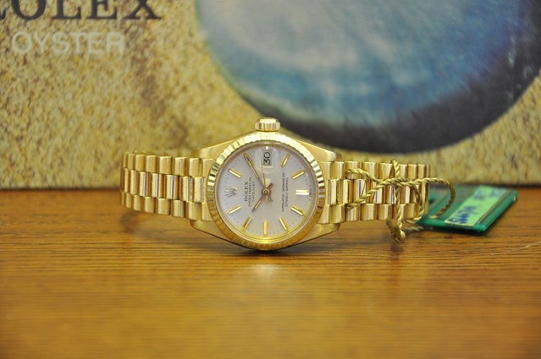 1978 18ct gold Rolex Datejust