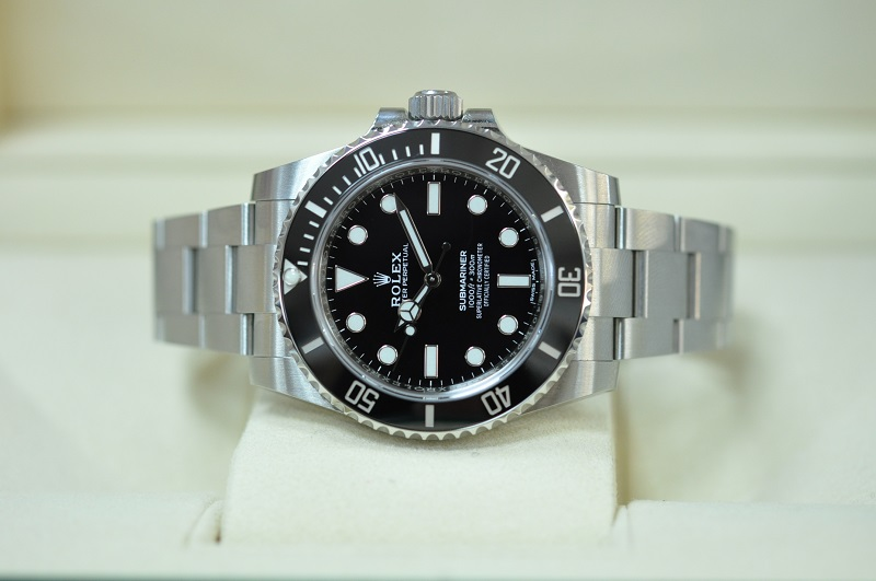 Dec 2018 Rolex Submariner