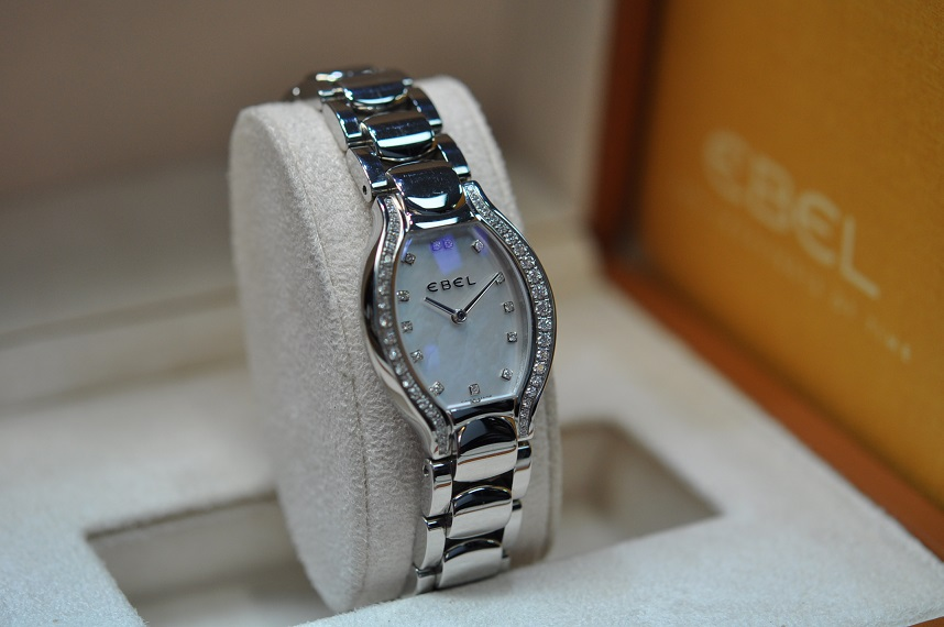 Diamond set Ebel Beluga