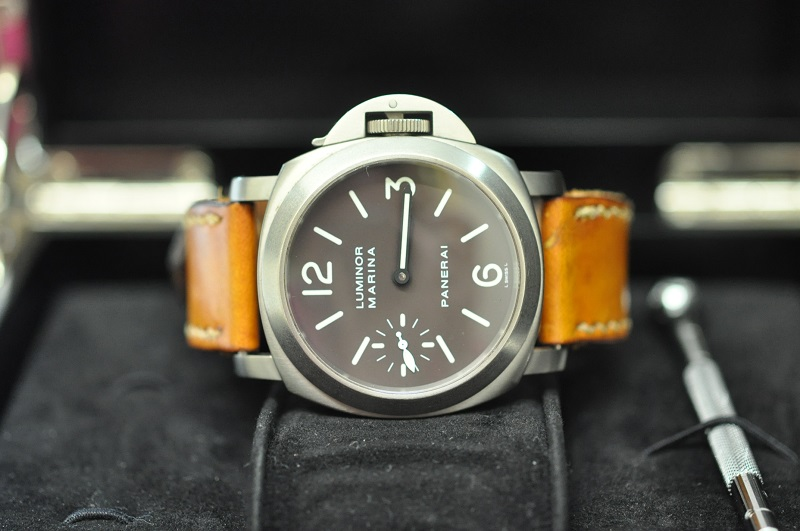 2003 Luminor Marina Titanium PAM00118