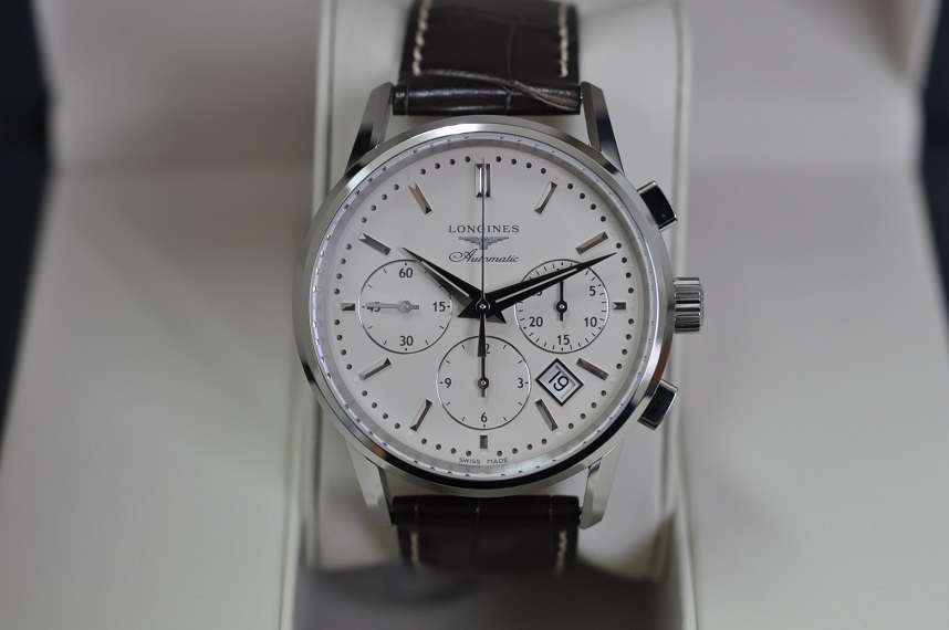 New Longines Column Wheel Chronograph L27494722