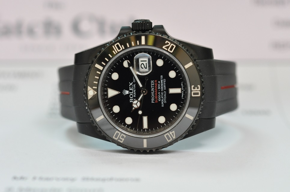Pro-Hunter Military Stealth Submariner Date