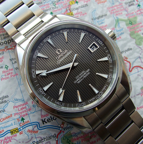 Aqua Terra Chronometer