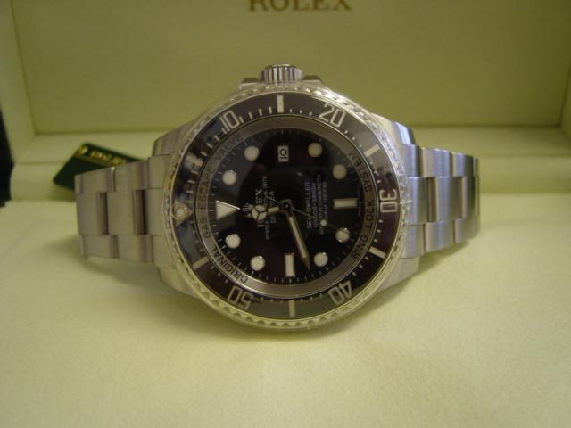 Deep Sea 116660