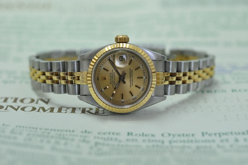 1990 Rolex Lady Datejust