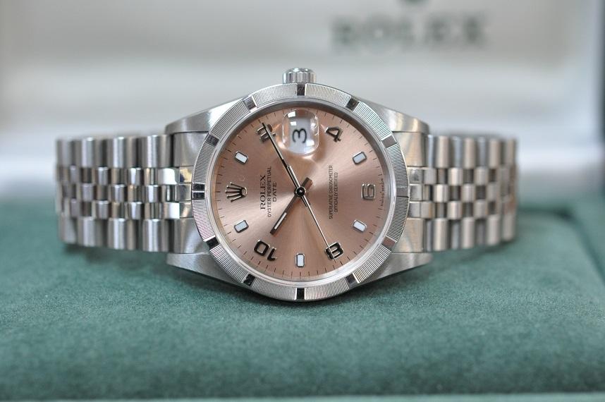 2002 Rolex Date