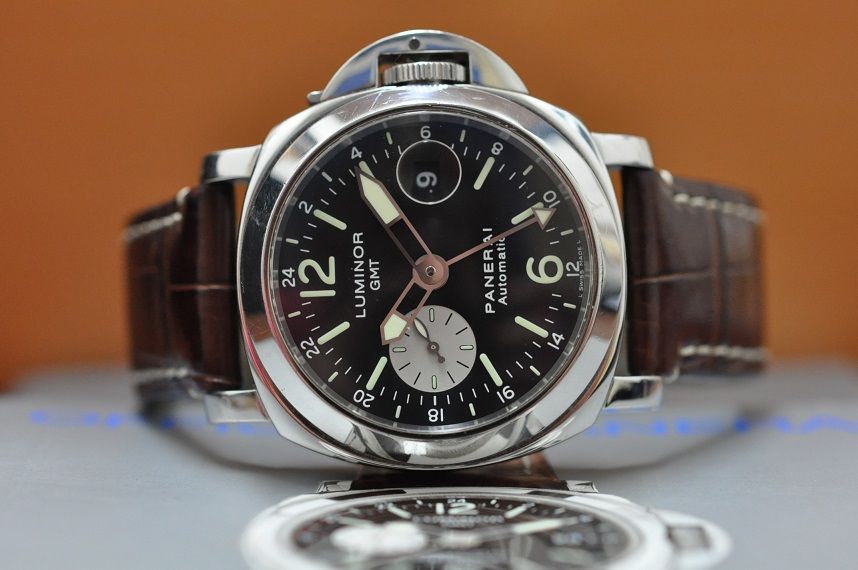 2002 Luminor GMT PAM 088