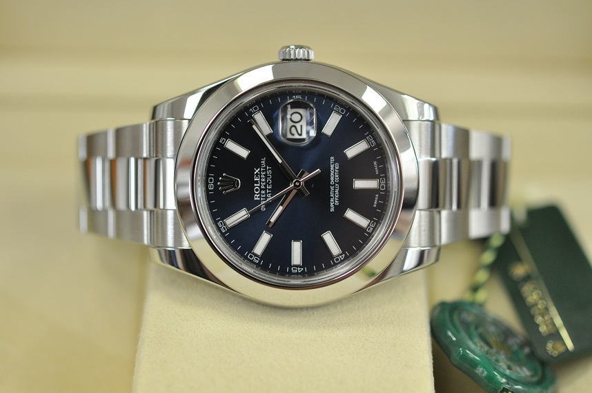 Sept 2015 Datejust II