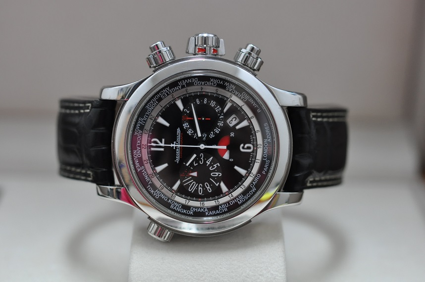 Extreme World Chronograph