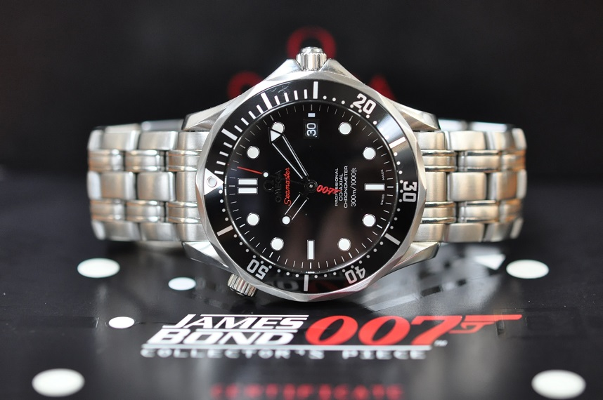 007 James Bond Seamaster