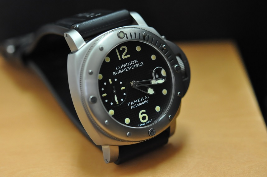 PAM 025 Submersible