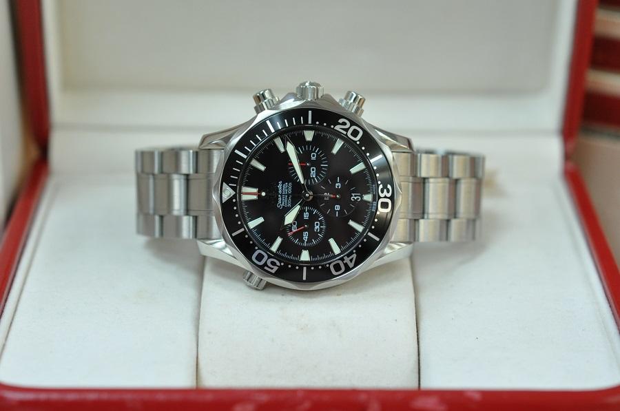 2005 Seamaster chronograph