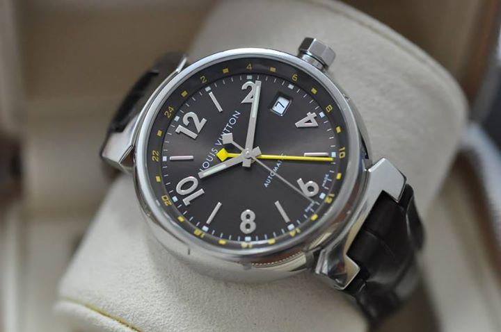 Tambour GMT