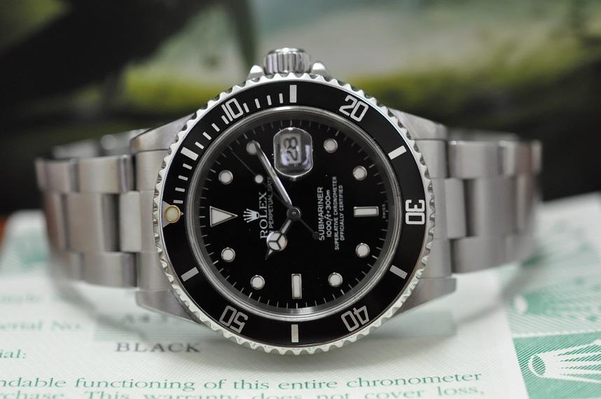 1999 Submariner-Date