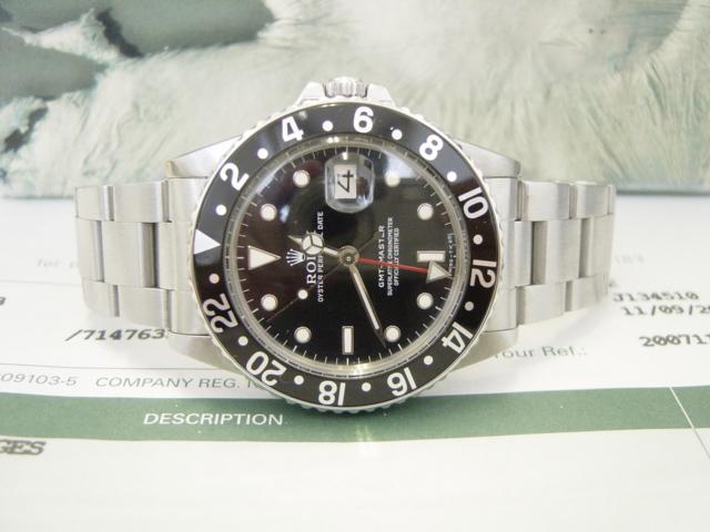 1982 Rolex GMT-Master 16750