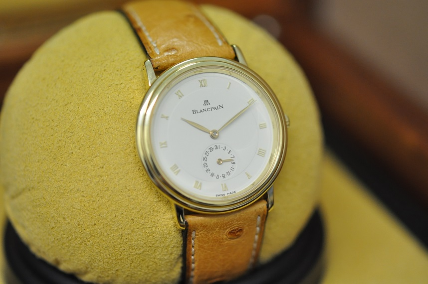 18ct Blancpain Automatic