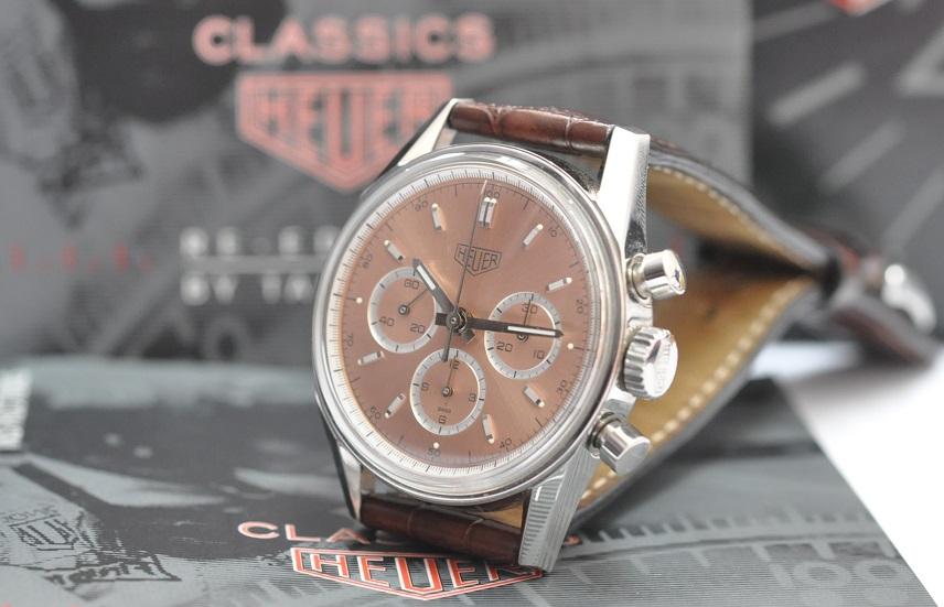 2004 HEUER Carrera Chronograph