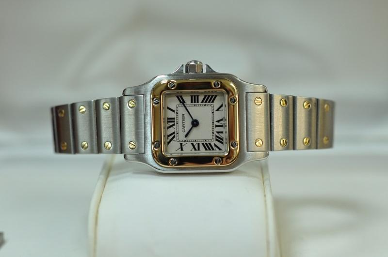 Santos Galbee steel & gold