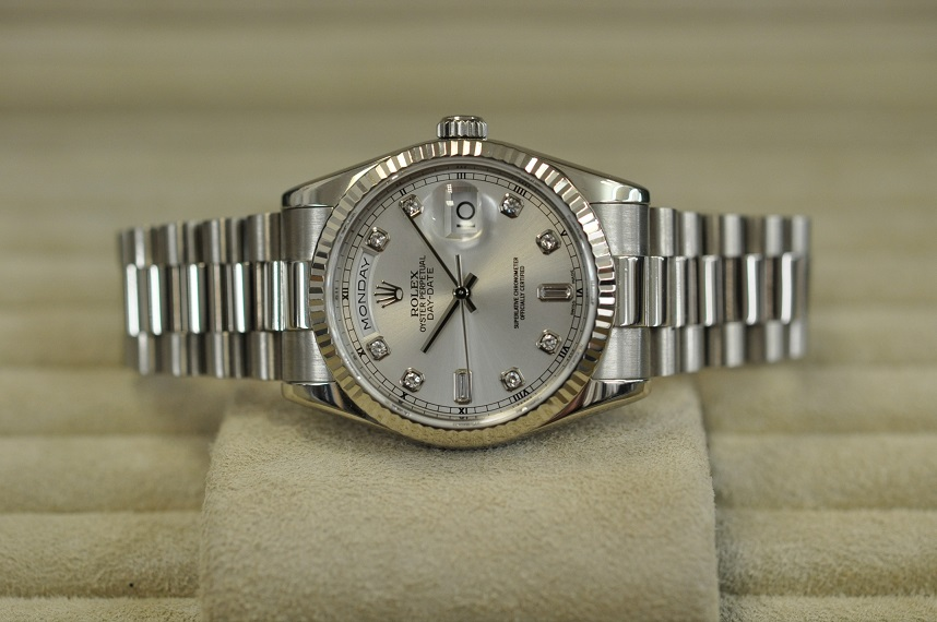 Day-Date diamond dial