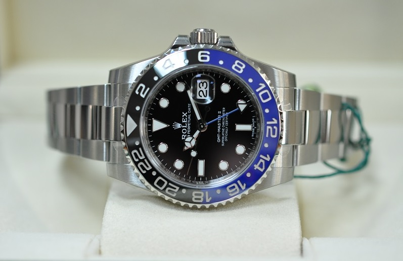 2015 GMT-Master II BLNR 'Batman'