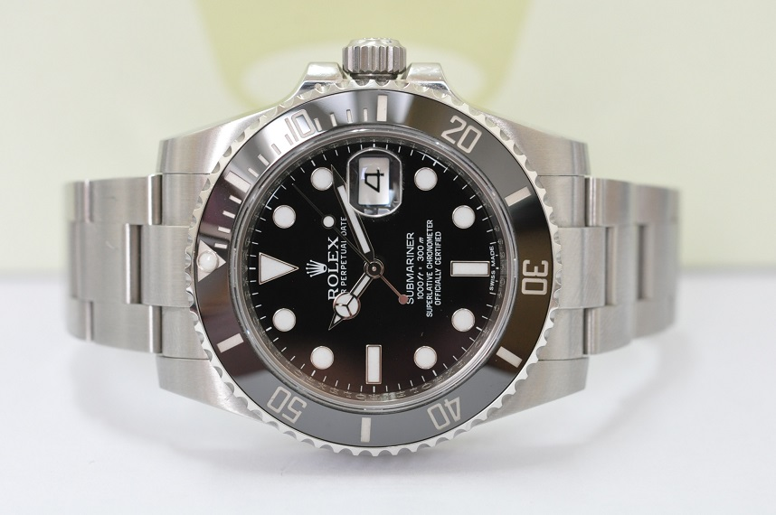2012 Submariner 'Ceramic'