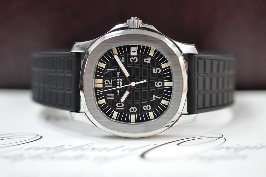 1998 Aquanaut automatic