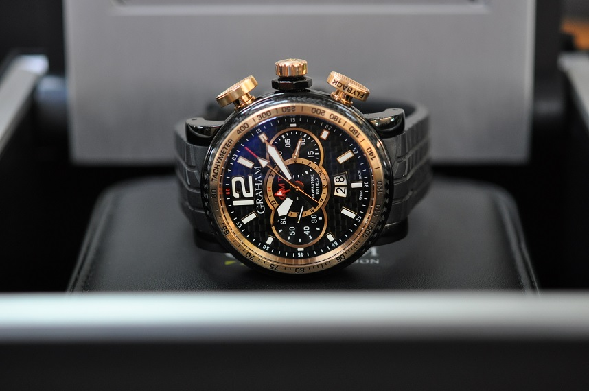 Silverstone Luffield GMT Gold