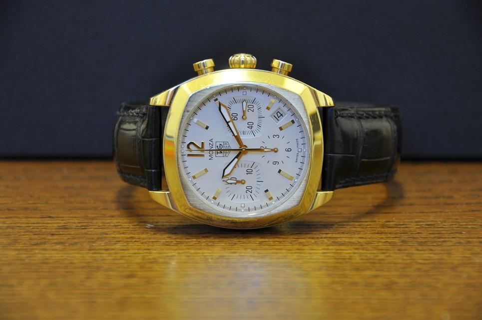 18ct Gold 'Monza' CR514A