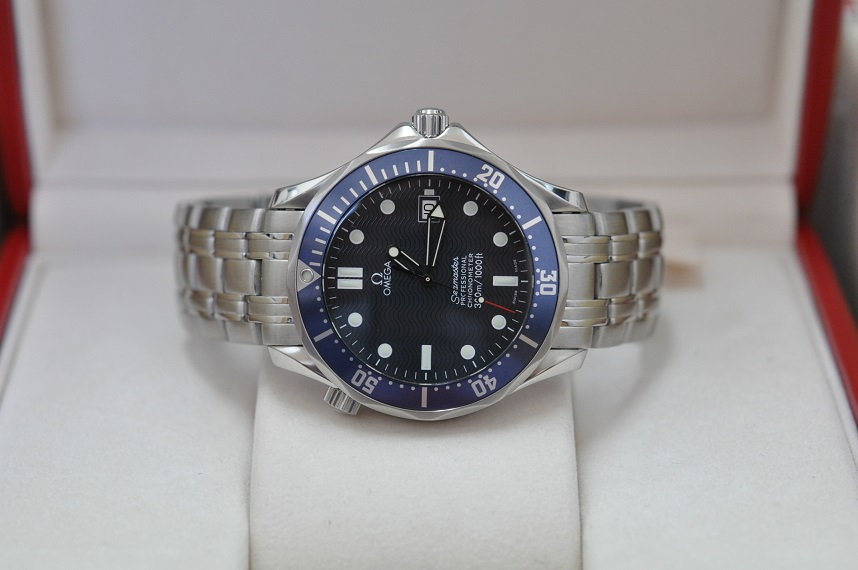 2004 Seamaster 'Bond Watch'