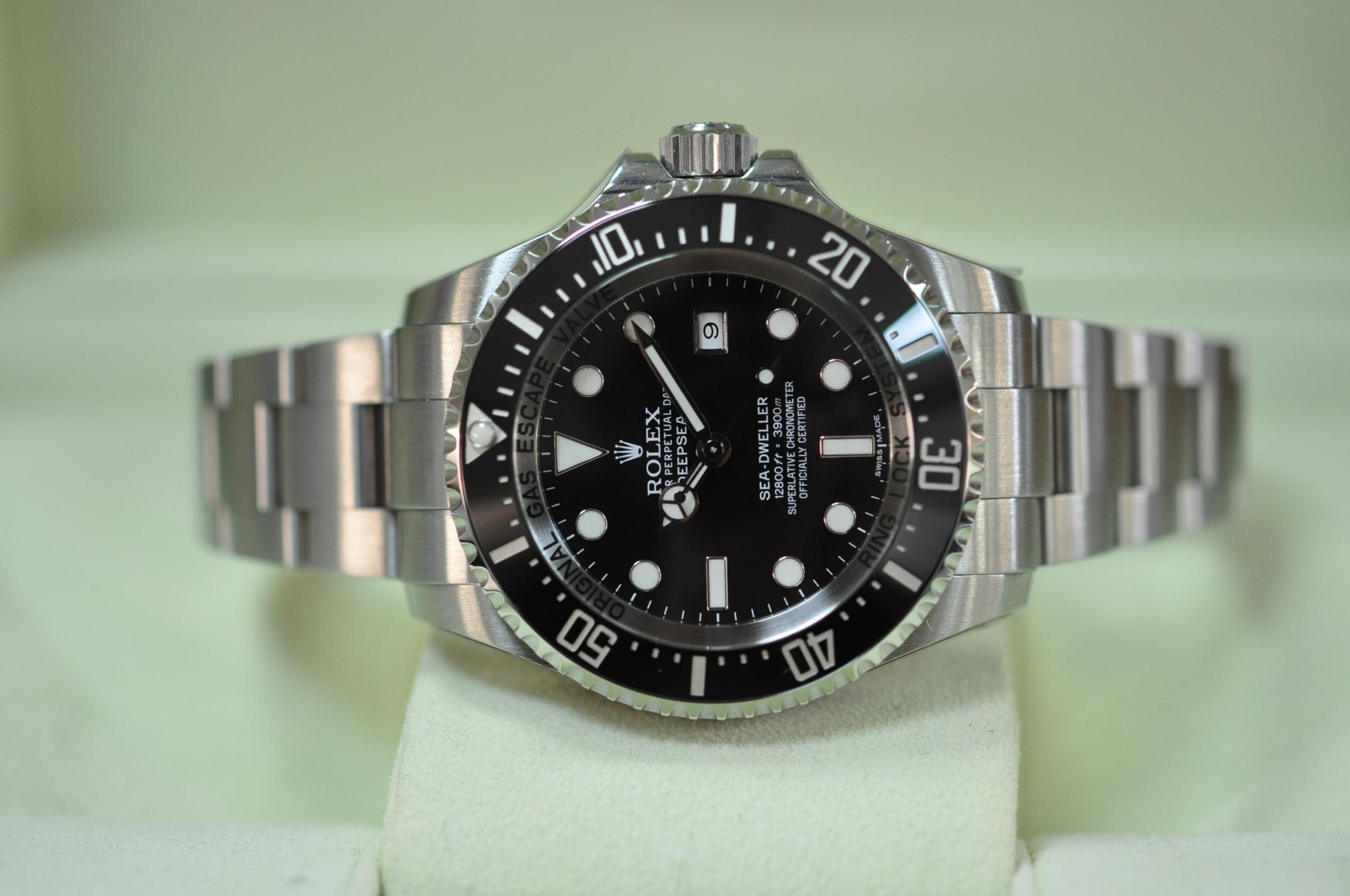 Deepsea Rolex Service 2020