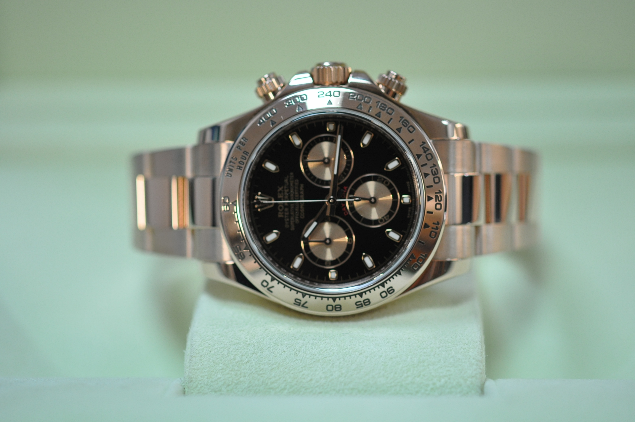 18ct 'Everose' Daytona 116505