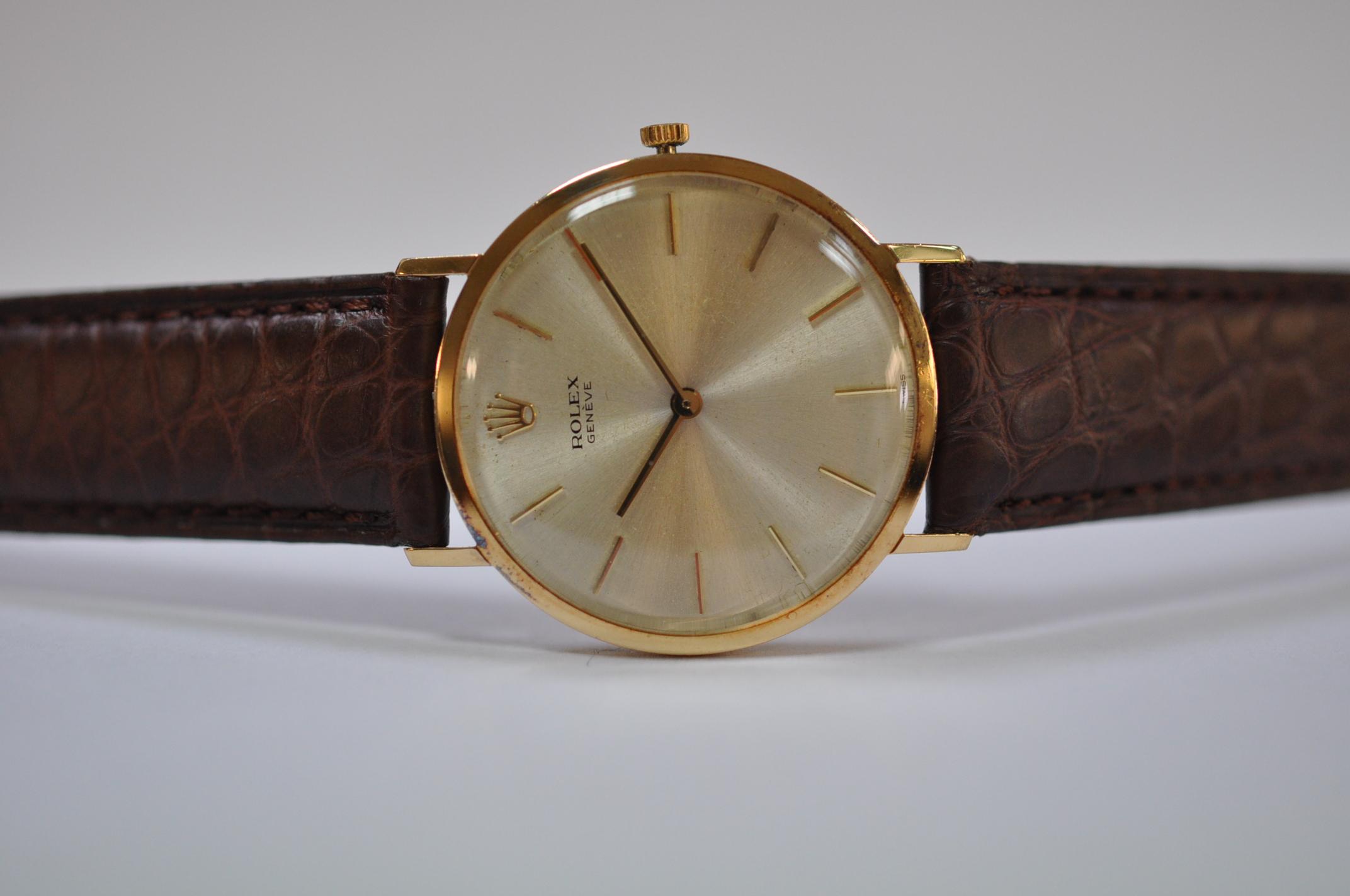 1966 Rolex Cellini 3602