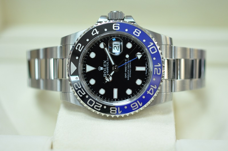 2015 GMT-Master II 'Batman'