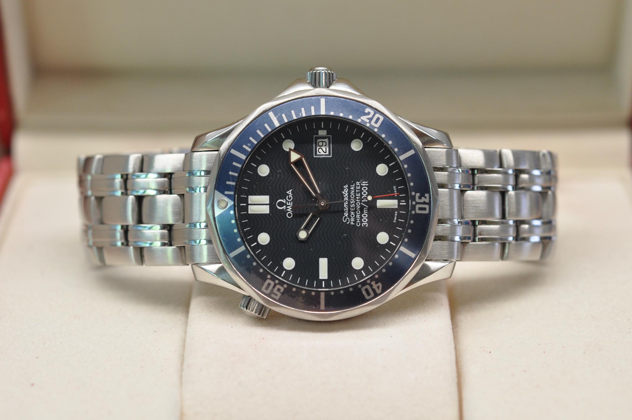 2000 Seamaster Diver Pro 2531.80.00