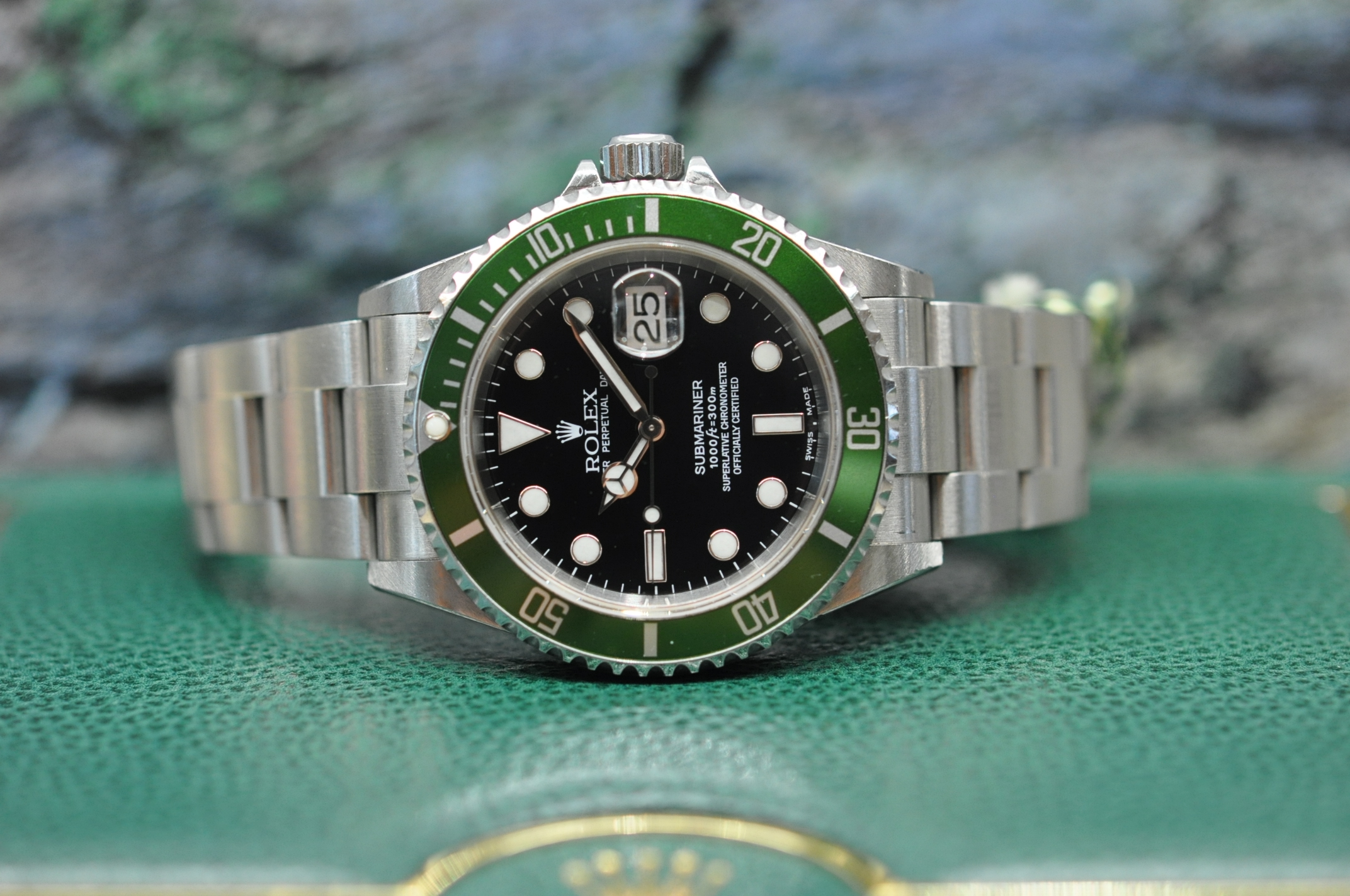 2003 'Flat 4' Submariner LV