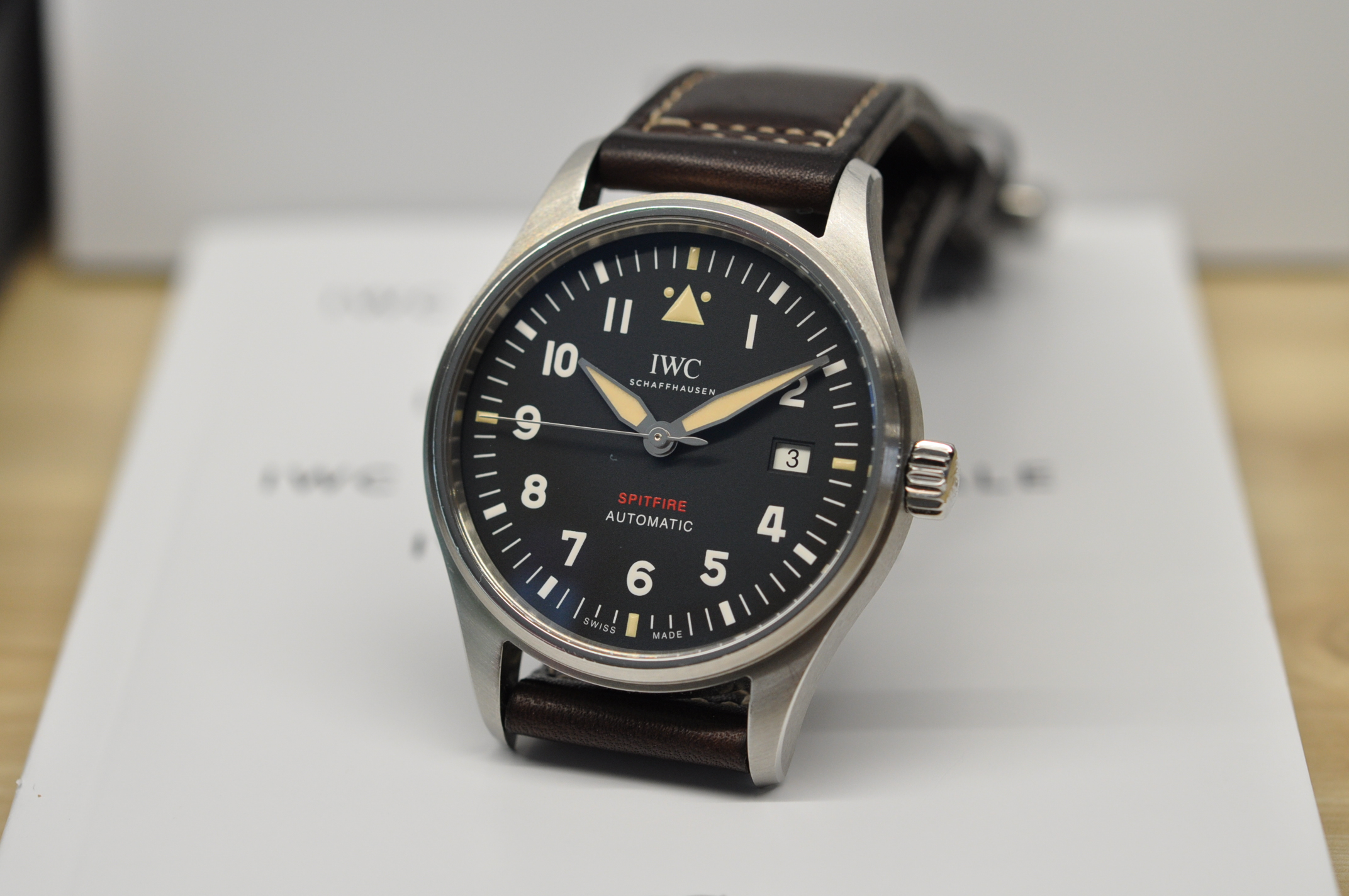 2019 Pilot's Watch Spitfire