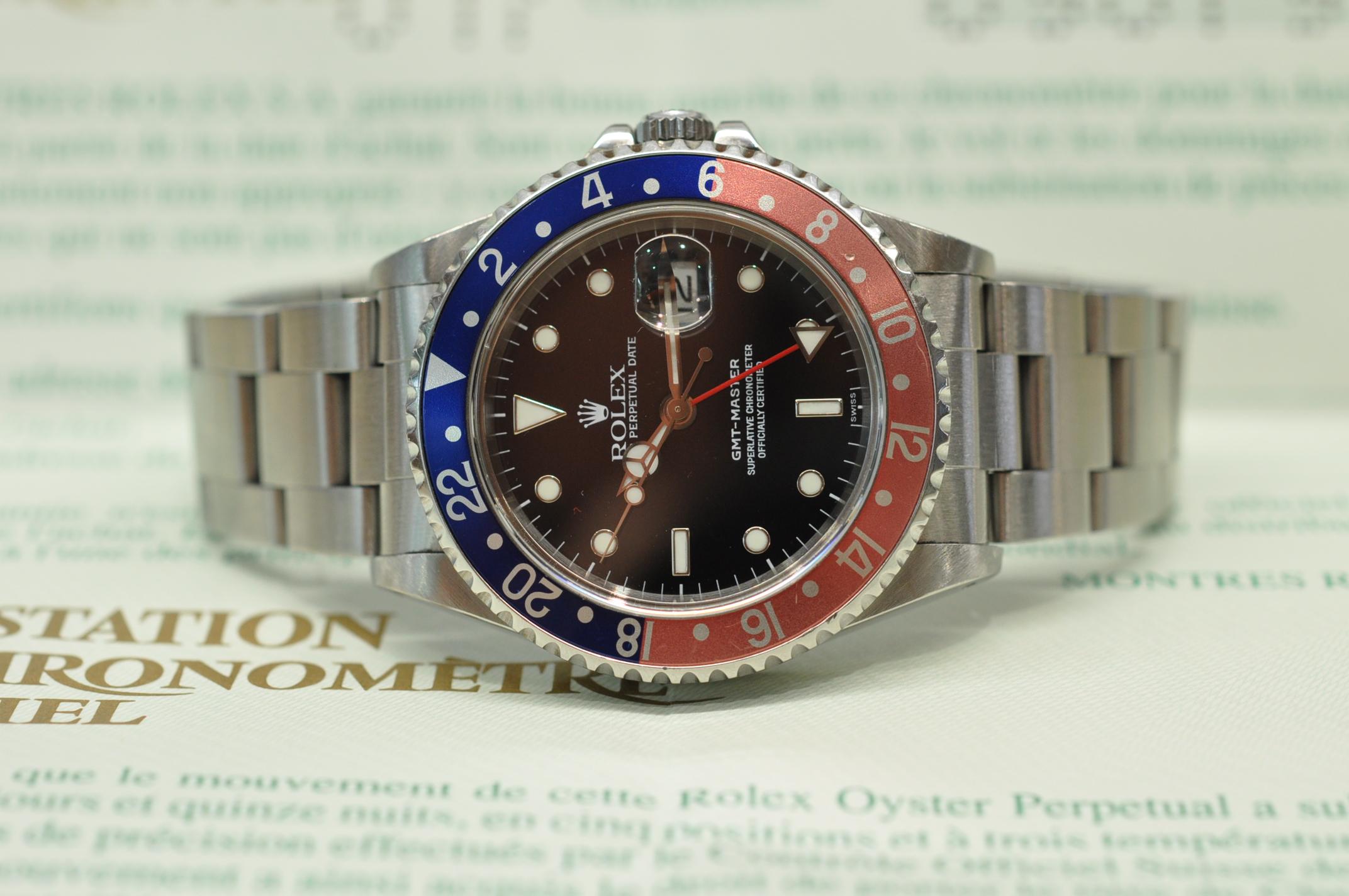 1999 GMT-Master 16700