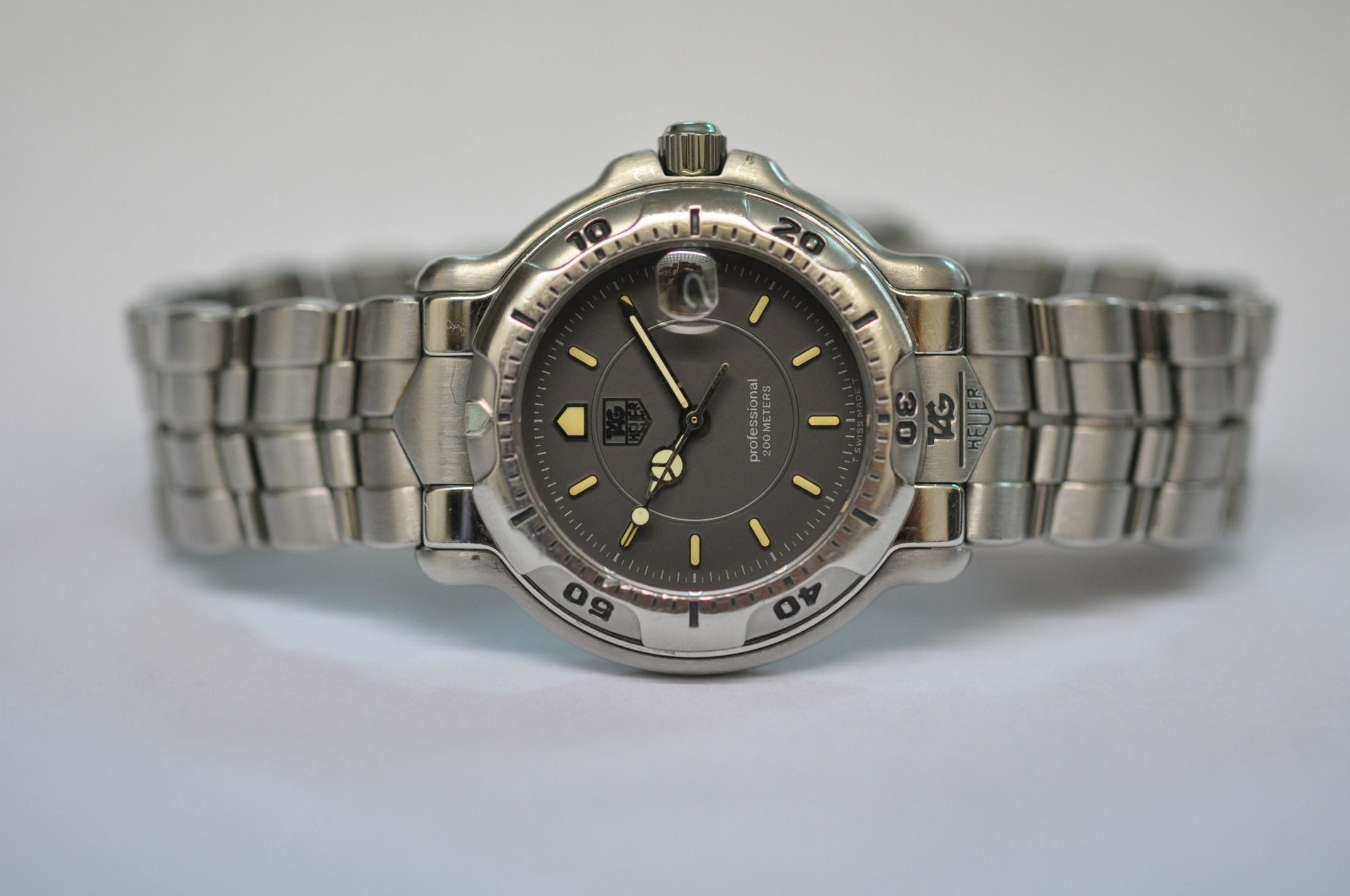1995 TAG Heuer 6000 WH1212