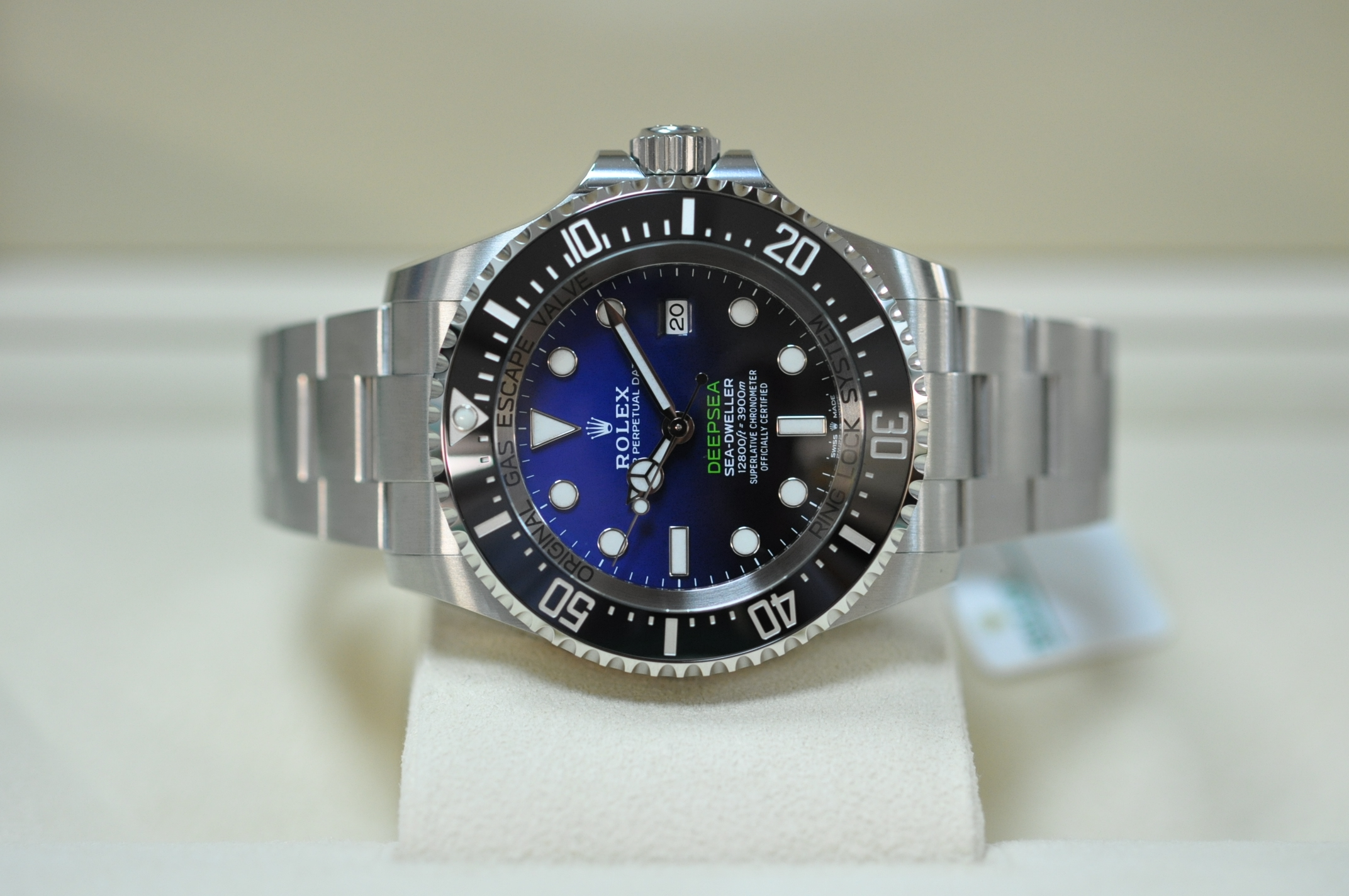 2020 Rolex Deepsea James Cameron