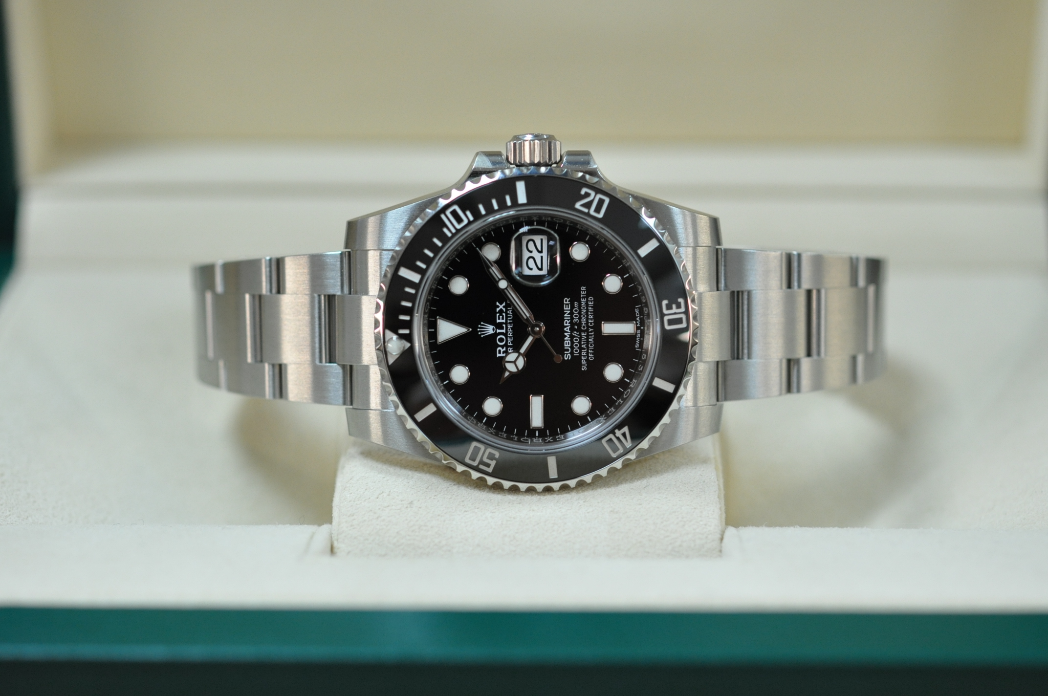 New 2019 Submariner-Date