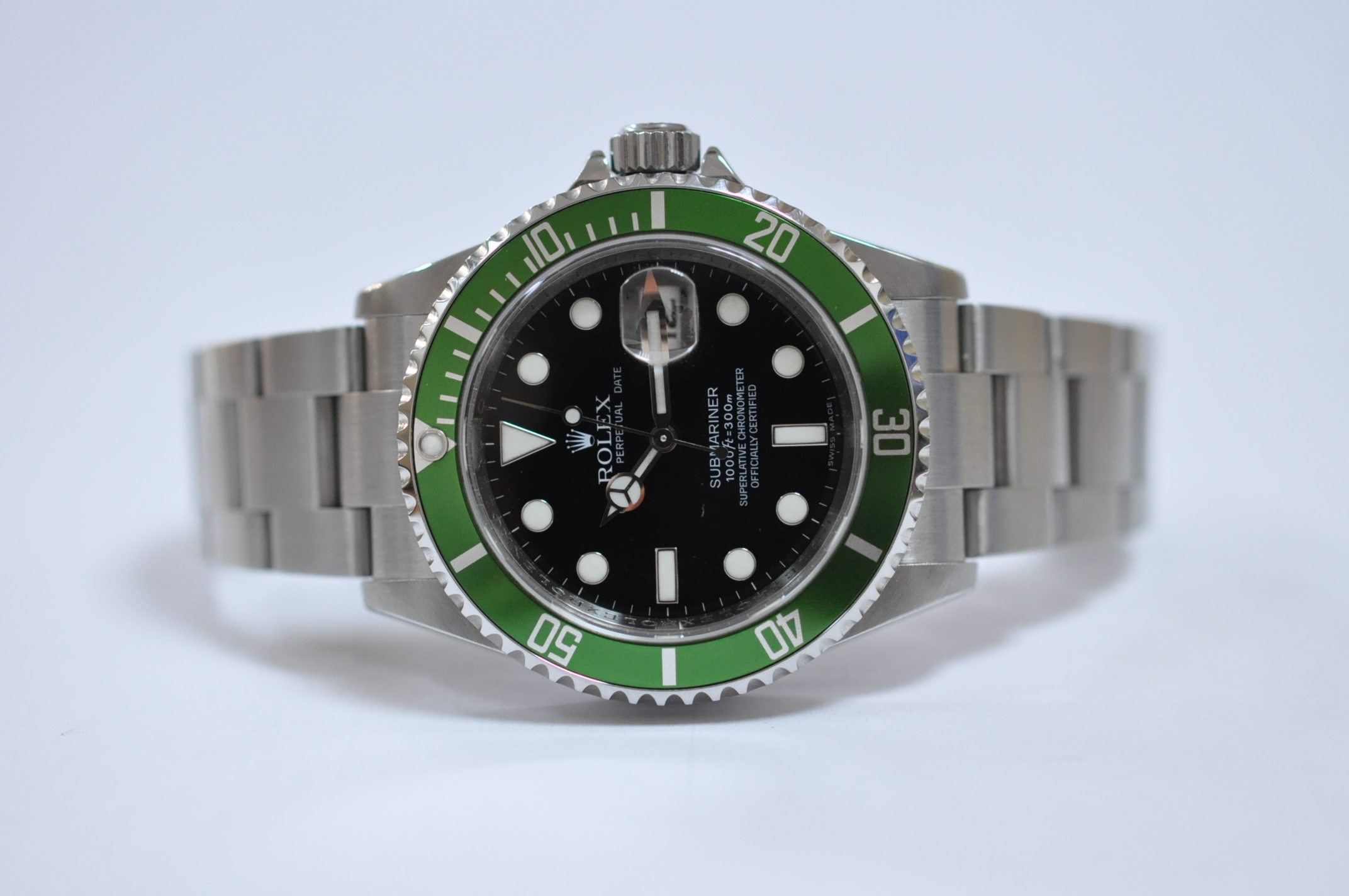 2007 Submariner LV 'Kermit'