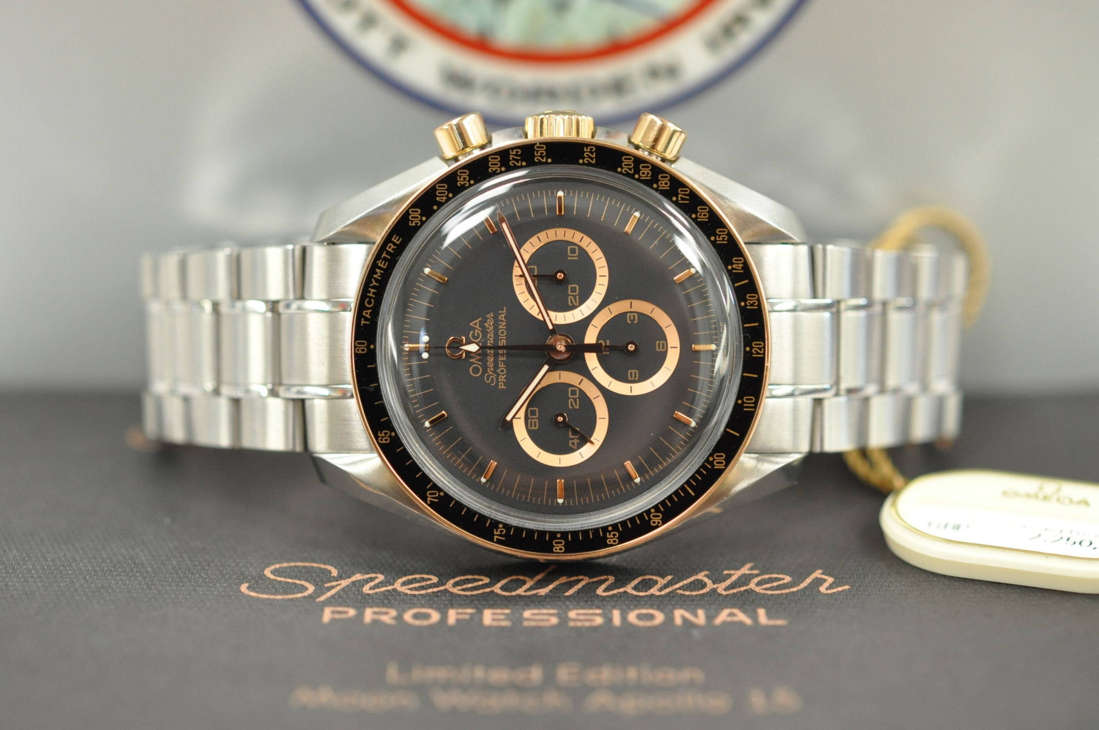 2007 Speedmaster Apollo 15