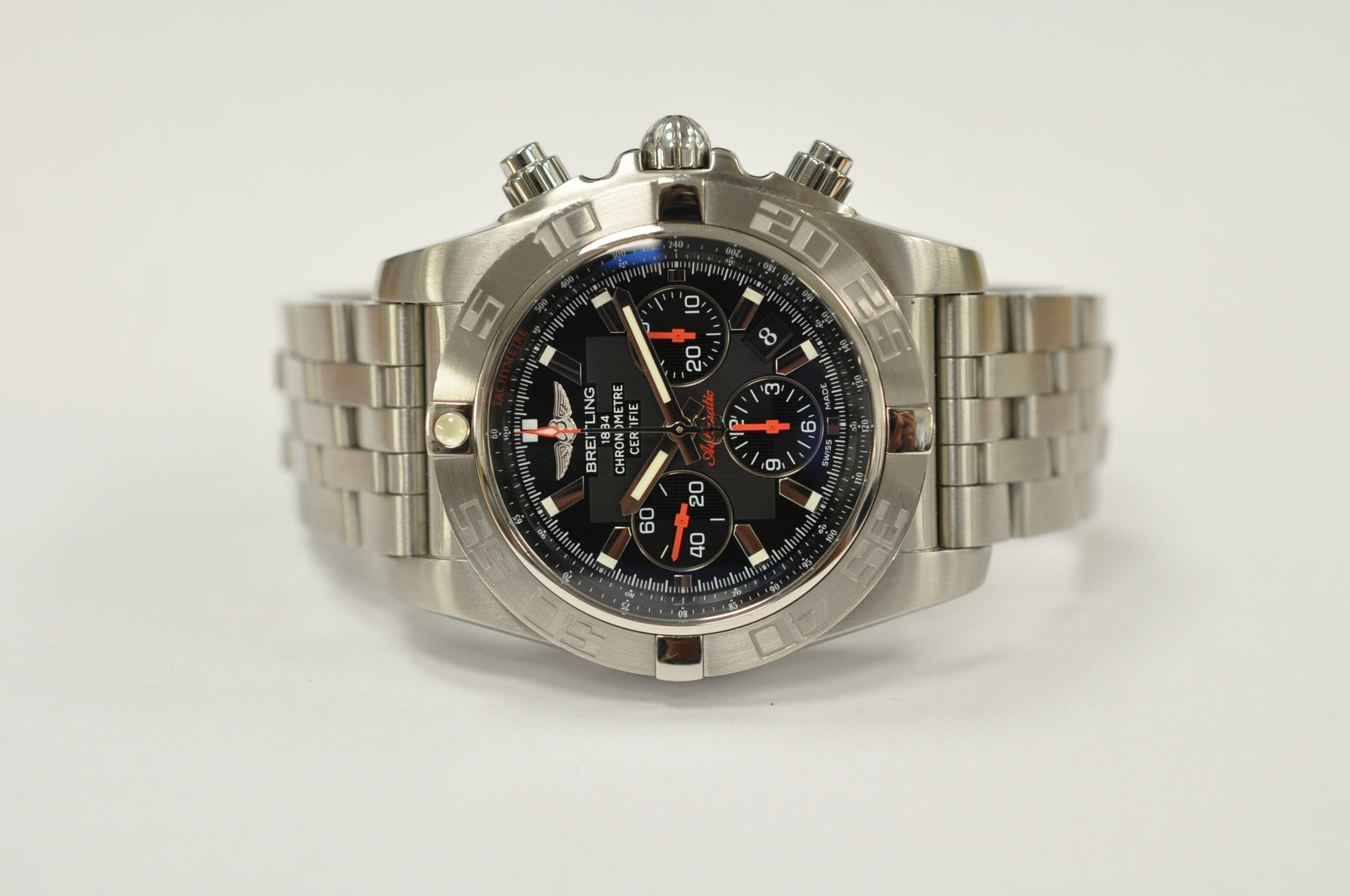 2011 Chronomat 01 Limited Edition